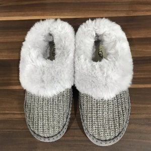 UGG Pure Wool Knit Slippers Shoes